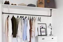 ~ Style Closets ~ / by Angie Sherrill Joyce