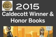 Book Award Winners & Contenders