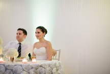 Silver and White Wedding  / by Atlas Party Rental