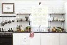 1124 kitchen / by Rachel Davis