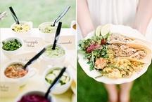 Wedding Receptions: Food