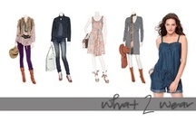 HS Senior Girls - What to Wear Guide