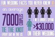 Fun wedding facts