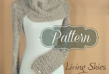 Crochet fashion / Fashion and warmth, a great combination!