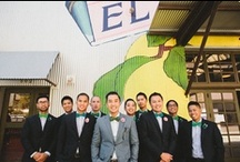 Groom & Groomsmen / Inspiration and style ideas for the groom and his groomsmen!