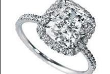 Engagement Rings / beautiful, elegant engagement rings we love!