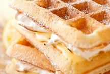 Waffles, Pancakes & Co.