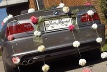 Make an Entrance...and an Exit / Great ideas for a memorable way to arrive and depart from your wedding reception