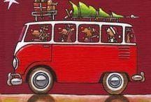 CHRISTMAS CARDS EDART / Christmas cards by ed van der hoek - Kerstkaarten door Ed van der HoekMy Paintings, prints and photographs -  Ed van der Hoek | Edart - more info on http://www.edart.nl (dutch market) or visit my Etsy shop https://www.etsy.com/shop/edart (international users)