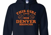 BRONCOS baby! / by Brooke Phillips