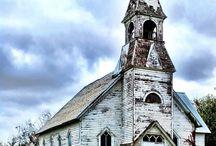Churches / by Michelle Garcia