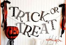 Holidays   Halloween Decorations / Whether you are decorating for the perfect Halloween party, or just sprucing up your home for the holiday, we hope you find some ideas and inspiration for your spooky Halloween decor.