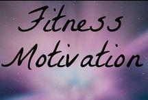 Reason to be fit/ Fitness Motivation / by Amanda Stiegman