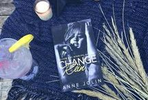 Change Rein (Willow Bay Stables #1) / Country Romance Novel, Change Rein by Anne Jolin.  Welcome to Willow Bay. x