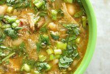Soups / by Michelle Garcia