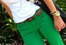~ Style Green/Mint ~ / by Angie Sherrill Joyce