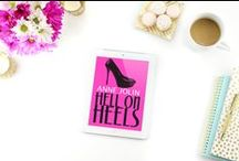 Hell On Heels / HELL ON HEELS by Anne Jolin ✯ Release Date : April 26th, 2016  Add to your #Goodreads TBR ➜ http://bit.ly/20As5MA
