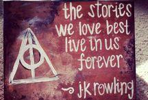 Harry Potter / by Katie Funkhouser