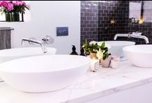Bathroom Renovation Ideas / by Kristy Komadina