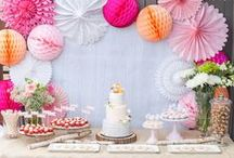 Baby Shower Ideas / Fabulous baby shower ideas, including baby shower gifts, decorations, food, and activities.