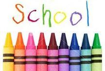 Back to School / by Stephanie Johnson
