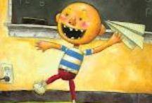 Childrens Literature (No, David!) / by Stephanie Johnson