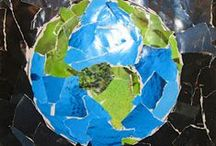 Earth Day Activities / by Stephanie Johnson
