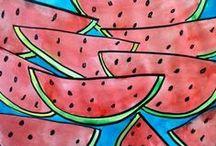 Art (food) / by Stephanie Johnson