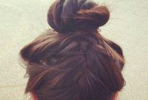 ... hair ...