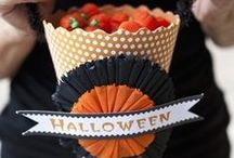 Halloween Party Ideas / Do you love Halloween as much as we do? This group board is a space to find ideas that inspire you! We're pinning the Halloween party ideas, decorations, and recipes that we love most.