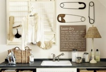 Home {laundry}