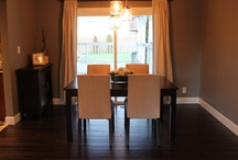 Home {dining room} / http://mydirtyaprons.blogspot.com/2013/01/before-after-dining-room.html