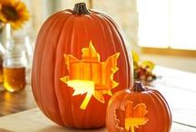 Pumpkin Carving / A collection of beautiful pumpkin decorating ideas and pumpkin carving party ideas!