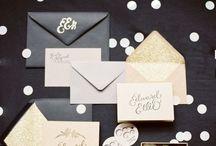DESIGN - Invitations/cards / by Manja ☁ Oort