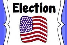 November (Election Day) / by Stephanie Johnson