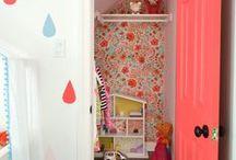 Kids bedroom  / by Kali Callahan