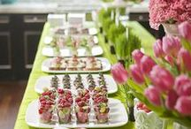 Spring Party Ideas / Celebrate life with these fantastic Spring party ideas! Explore our favorite party decorations, food, drinks, invitations, and more.