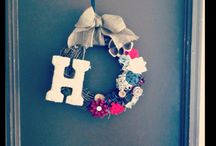 Crafts {wreaths}