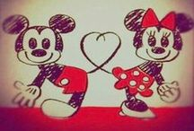Never Too Much Disney! / What's not to love about Disney?  Mickey and Minnie!