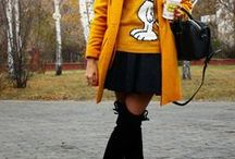 Over the Knee Boots | Fall Fashion / Over the Knee Boots | Fall Fashion