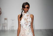 Spring Summer 2015 / Bora Aksu spring summer 2015 collection shown at London Fashion Week