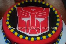 Transformers Birthday / A collection of our favorite Transformers birthday ideas. Free Transformers invitations, food ideas, cakes, decorations, and more!