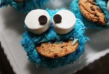 Sesame Street Birthday / Explore our favorite Sesame Street birthday ideas for little ones who love Elmo, Cookie Monster, and the whole gang. Free Sesame Street birthday invitations, party supplies, recipes, and inspiring ideas that will delight your guests. / by Punchbowl