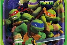 Teenage Mutant Ninja Turtles Party / Explore online invitations, party supplies, and ideas that will add some Turtle Power to your celebration! #TMNT / by Punchbowl