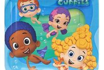 Bubble Guppies Party / Explore online invitations, party supplies, and ideas that will delight your guests!  / by Punchbowl
