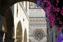 Bergame - Italie / Aperçu de notre séjour d'une semaine dans la région de Bergame. Voyage en famille en Juin 2015. Retrouvez nos articles, photos et vidéos de Bergame et sa région : http://www.leszed.com/tag/bergame/