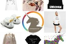 ALL THINGS UNICORN / unicorns  lovers t-shirts and other fun things