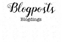 Blogposts von blogdings.de / Blogartikel von meinem Blog blogdings.de: Blogging-Tipps & Tutorials