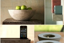 Decor / awesome decor hand picked by the editor of Handmadeology / by Tim Adam