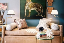 Living Rooms + Workspaces / sitting pretty
